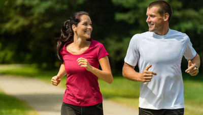 How Running Can be Good for Both of You