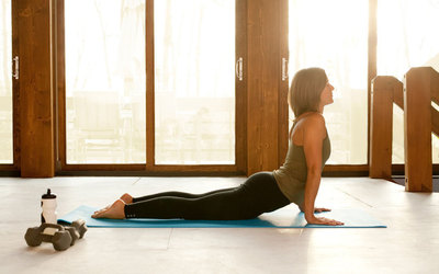 Yoga Poses for Weekend Workout