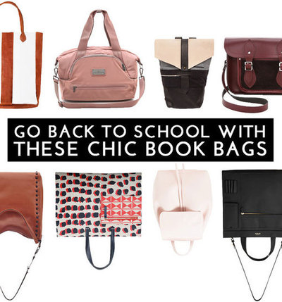 Back To School?  Do it in Style!