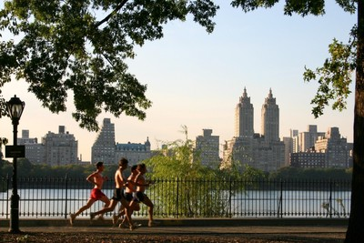 Jogging May Be Better For You Than Running