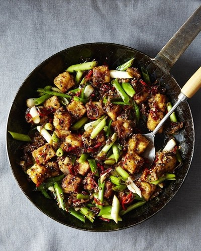 3 Meatless Main Dishes