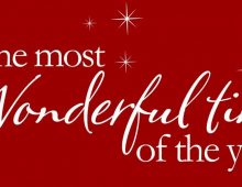 The Most Wonderful Day Of The Year Lyrics