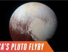 NASA's Three-Billion-Mile New Horizons Journey to Pluto