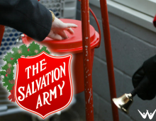Support Your Local Salvation Army