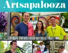 Artsapalooza, Sandy Springs, GA – April 20 – 21