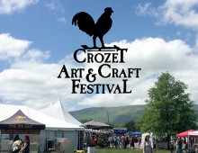 Crozet Fall Arts & Crafts Festival – VA Oct 7th – 8th