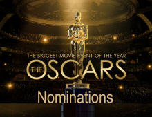 Oscar Nominations 2018