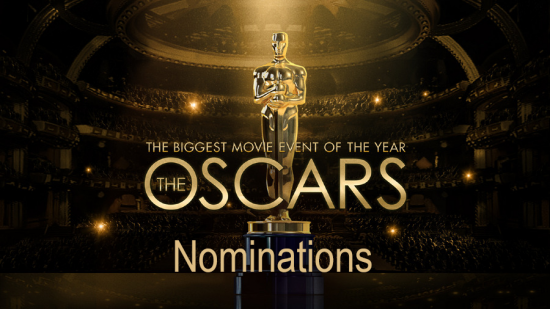 OSCARS-Nominations 2018