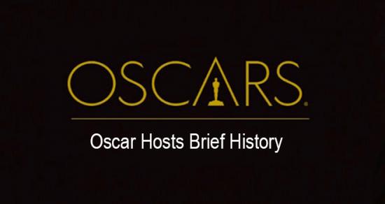 Oscar-Hosts-Brief-History