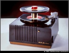 1949 RCA Victor Introduced the 45 rpm