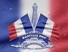 Bastille Day - July 14 Sunday