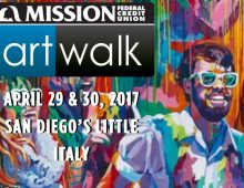 Mission Federal ArtWalk has celebrated both visual and performing arts in San Diego