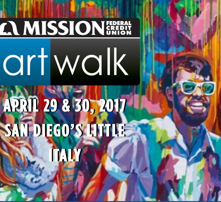 Art Walk - San Diego