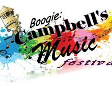 Boogie: Campbell's Music Festival - Sat. May 18th & Sunday May 19st