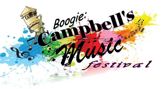 Boogie: Campbell's Music Festival - Sat. May 20th & Sunday May 21st