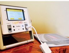 LightMD's Unique Phototherapy System