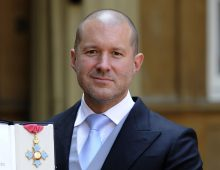 Apple Chief of Design Jony Ive is the new chancellor of London's Royal College of Art (RCA).