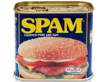 Happy 80th Anniversary, Spam! America's favorite canned meat.