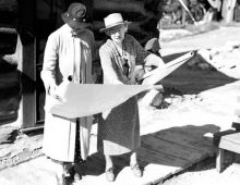 Parkitecture by Mary Colter – One of America's first woman Architects.