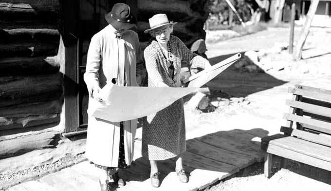 Mary Elizabeth Jane Colter was the visionary designer behind Grand Canyon's most recognizable buildings.