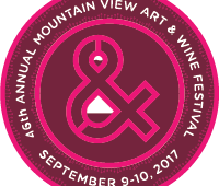 Mountain View Celebrates 46th Annual Art & Wine Festival