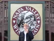 Napa Valley Wine Train short story