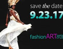 FASHIONART SANTA CRUZ – Sept 23, 2017