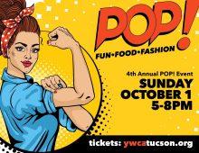 POP 2017 – Tucson, Sunday Oct 1st 5-8pm
