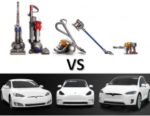 From vacuums to vehicles: Dyson has been secretly working on electric cars