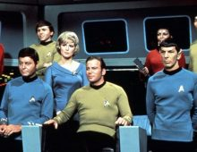 51 years ago today, the first Star Trek episode aired