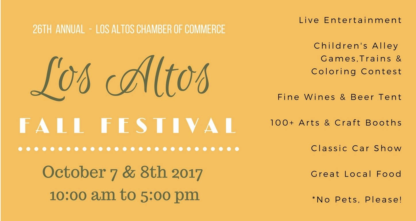 Los Altos Art Festival