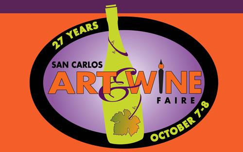 San Carlos Art and Wine Faire