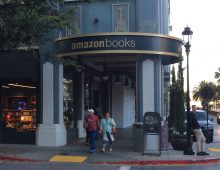 Why is Amazon opening Brick & Mortar Bookstores?