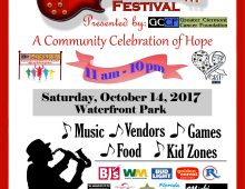 Clermont Music Festival – Oct. 14