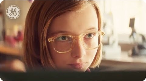 Meet Molly, the Kid Who Never Stops Inventing - GE Commercial