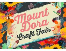 Mount Dora Craft Fair – Oct 28th & 29th