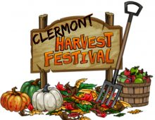 Downtown Clermont Harvest Festival – Oct 28th