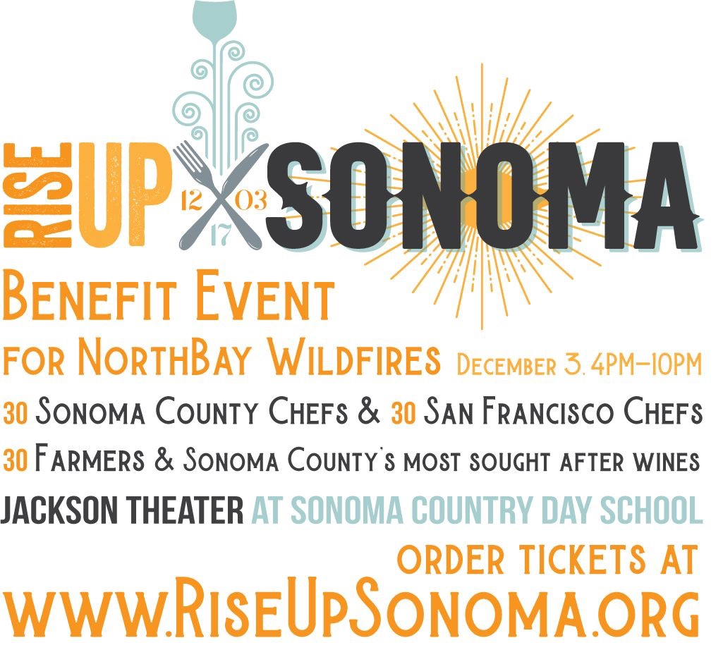 Rise Up Sonoma