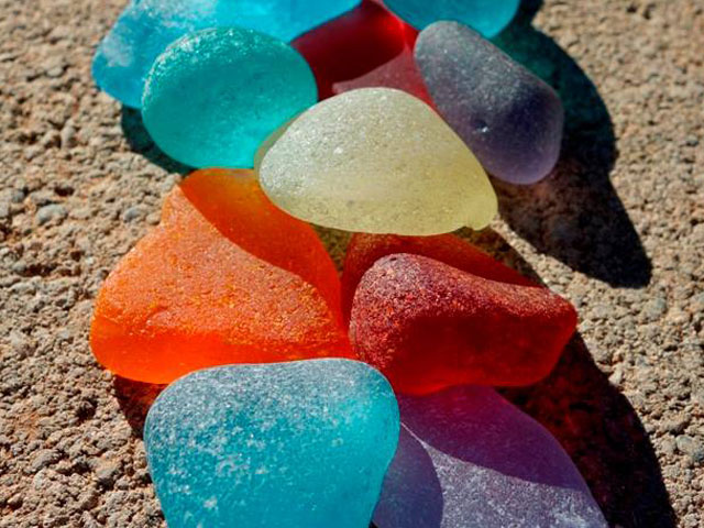 SANTA CRUZ SEA GLASS & OCEAN ART FESTIVAL