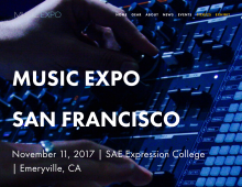 Music Expo - SF: November 11