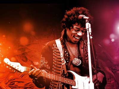 Jimi Hendrix Birthday