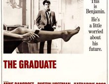 """""""The Graduate"""" premiere is 50 years ago"""