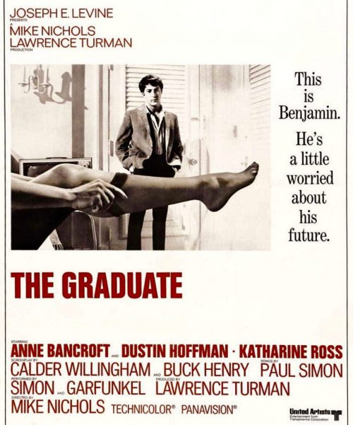 """The Graduate"" premiere is 50 years ago"