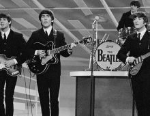 54 Years Ago: Beatlemania Begins With The Beatles' Historical Ed Sullivan Debut