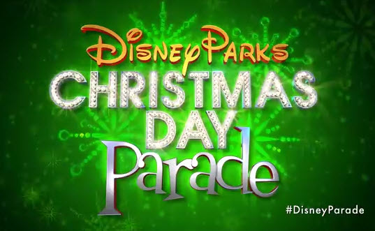 Disney Parks Magical Christmas Celebration' Airs Christmas Day on ABC