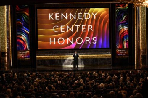 Kennedy Center Honors: Tuesday, Dec. 26 (9:00-11:00 PM, ET/PT)