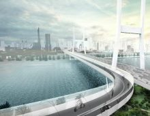 """""""Hyperloop"""" For Electric Bicycles from BMW"""