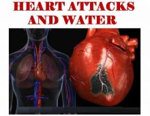 HEART ATTACKS AND WATER !
