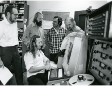Stanford's fourth highest revenue: Inventing Frequency Modulation Synthesis