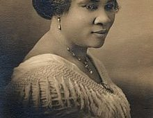 Madam C. J. Walker: First American woman millionaire business owner